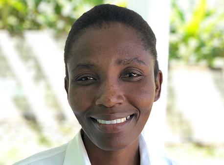 Maria Izanna Laguerre – Teacher